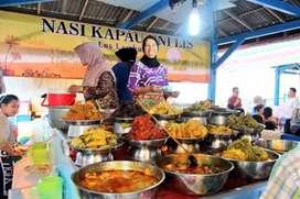 Yg mau cari jasa koki masakan Padang.berpengalaman  lebih 20 tahun