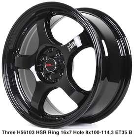 Jual Velg Hsr Wheel Ring 16