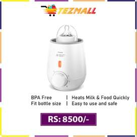Avent Feeder Warmer - Highly recommended in Winter