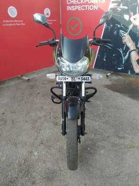 Good Condition Bajaj Discover Std with Warranty |  5443 Jaipur