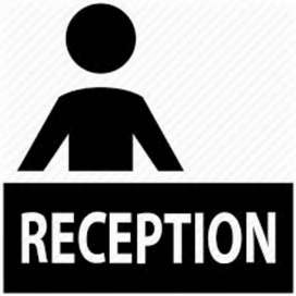 Receptionist cum computer operator is wanted for coaching classes