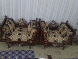 Sofa set for sale in best condition three month used