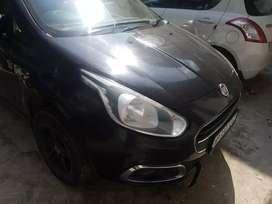 Fiat punto evo black