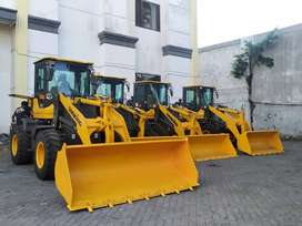 Mini Wheel Loader Murah Merek SONKING Yunnei Engine Power 76Kw + Turbo