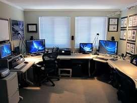 Lowongan video editor, driver dan admin kantor
