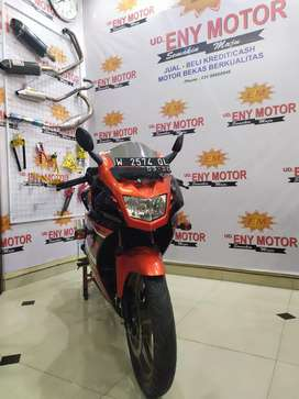 Kawasaki Ninja KRR SE thn 2014.