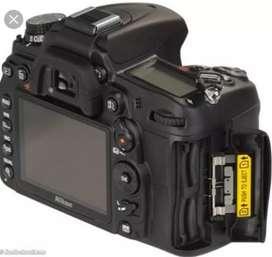 Nikon D7000 camera.40000/-