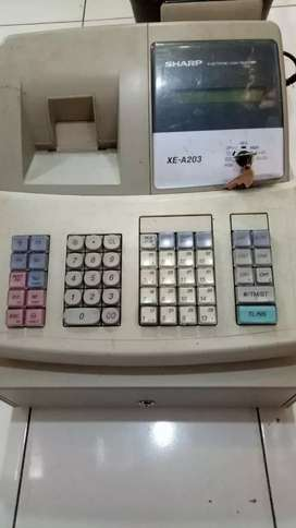cash register sharp a203