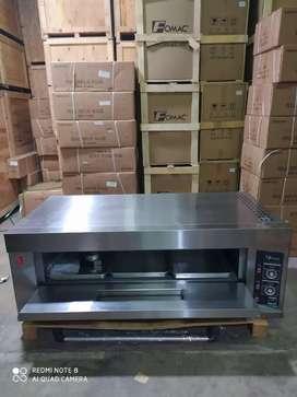 Gas oven roti otomatis murah 1 deck 3 tray fomac