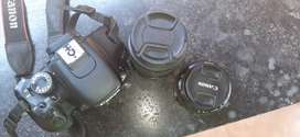 Canon 600 D DSRL
