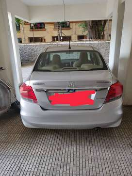 Honda Amaze petrol automatic version