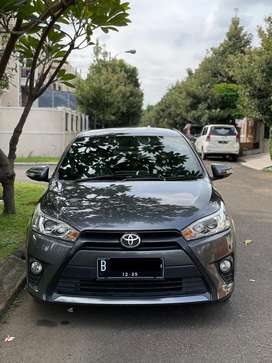 Jual CASH! Toyota Yaris G AT 2015 pajak panjang