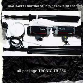 Lampu studio foto murmer TRONIC TR 250