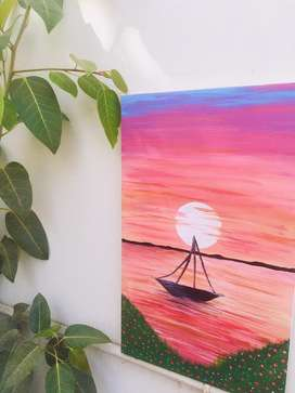 AMAZING PAINTING HOME DECOR FOR AESTHETIC WALLS AND BEAUTIFUL