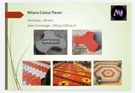 Milano Paver Block Starting 22/- per piece