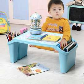 Study Table Thickening Plastic Children Table With Storage Lap Laptop