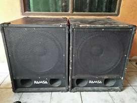 Bok Plus Speaker Ramsa 18 inch