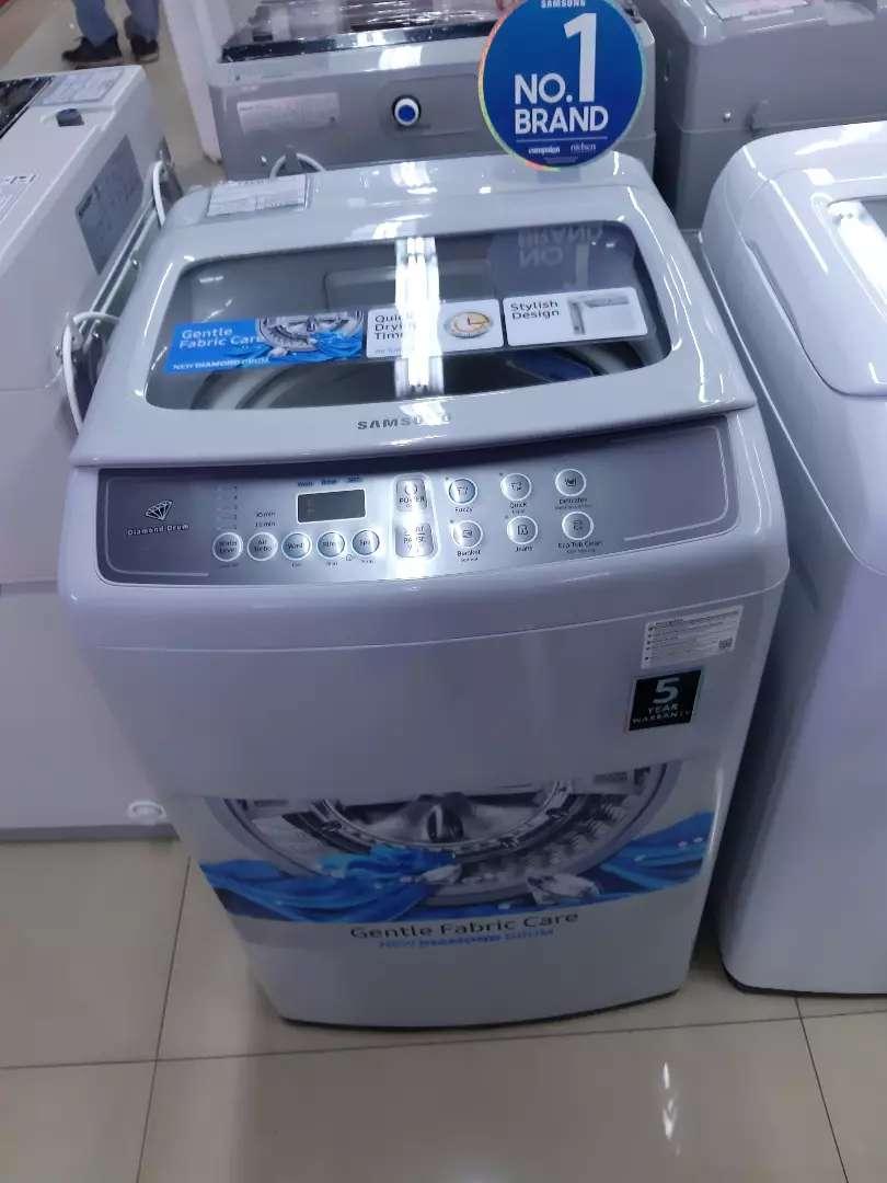 Mesin cuci 1 tabung 7kg murah dr SAMSUNG 0