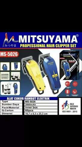 Alat Cukur Rambut Mitsuyama MS-5026