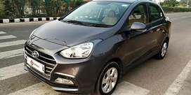 Top model Hyundai Xcent 2018 Petrol Well Maintained