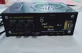 Samcon audio player