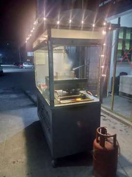 Shawarma Fries machine