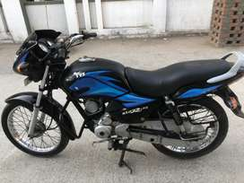 Tvs star city 2008 model self start