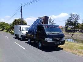 Jasa pindahan profesional, sewa pick up pindahan + Rental mobil pickup