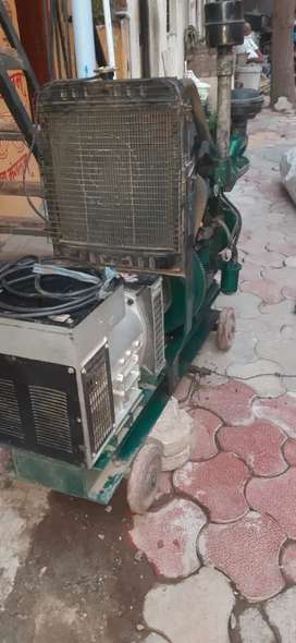 Urgent sale 20kv generator sale very good condition on work
