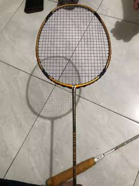 raket badminton reinforce speed