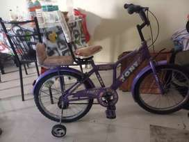 Good condition two bicycles for kids