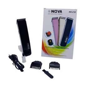 Nova NS-216 Alat Cukur Professional Trimmer Rechargeable