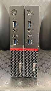 Branded Lenovo  M700 Tiny Core I3 6th gen 4gb ram 500gb hdd A++CONDTIO