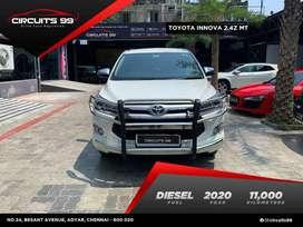 Toyota Innova Crysta, 2020, Diesel