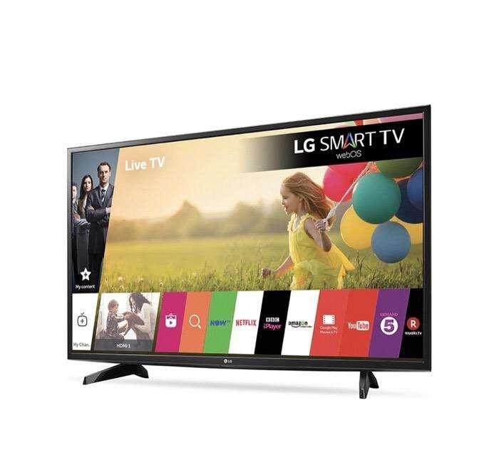 Led LG 32 inch Smart TV 0