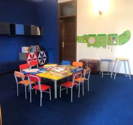 Furnished School Available For Tuition Center