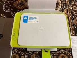 HP PRINTER DESKJET INK-ADVANCED 2135 JUST ONE MONTH OLD AT ₹4000/-