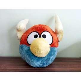Boneka Angry Bird Space Blue Bird