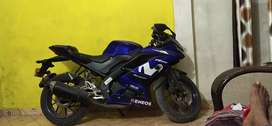 YAMAHA R15 MOTO GP EDITION TOP CONDITION 1ST OWNER