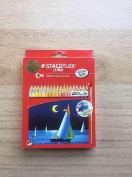 Staedtler Luna Watercolour Pencils