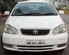 Toyota Corolla H4 1.8G, 2006, CNG & Hybrids