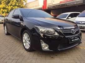 Toyota Camry Hybrid 2012 Terawat Mulus Siap Pakai