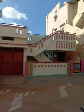 House for rent at Kotreshwara layout Near Raghavendra public school
