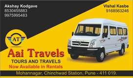Aai torus and Travels