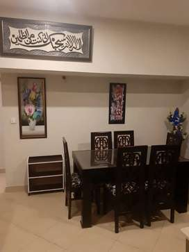 E11 Fully Furnished 03 bed Apartment for Rent