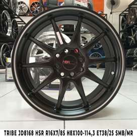 forum model TRIBE JD8168 HSR R16X7/85 H8X100-114,3 ET38/25 SMB/MR