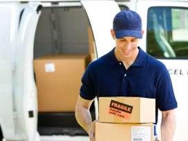 Delivery boys staff vacancy