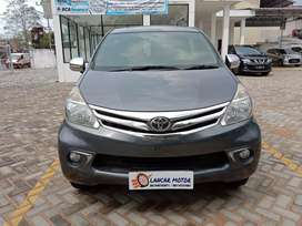 TOYOTA NEW AVANZA 1.3 AT 2014