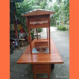FREE ONGKIR, Gerobak Angkringan, Bayat, Terpopuler  D0157