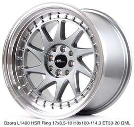 promo OZORA L1400 HSR R17X85/10 H8X100-114,3 ET30/20 GML
